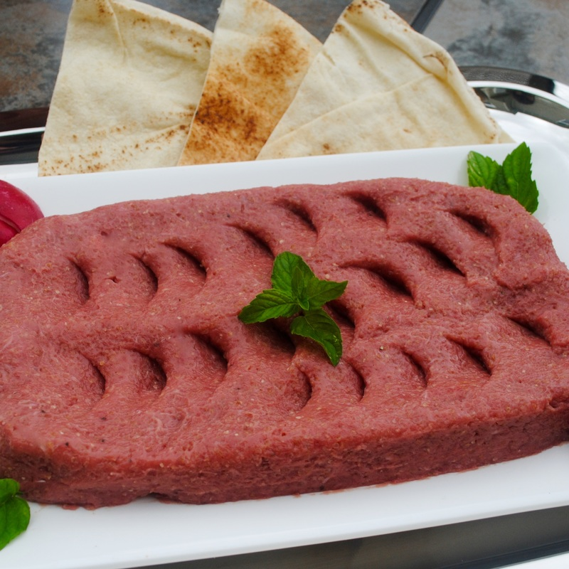 Evas lebanese cooking blog evas lebanese cooking kibbeh nayeh arabic for raw kibbeh is kibbeh flavored with different spices and served raw eating raw meat is popular in the middle east and kibbeh nayeh forumfinder Image collections